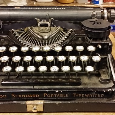 Underwood 3 – B Portable