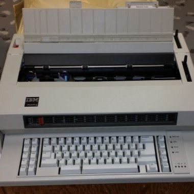 IBM Wheelwriter 5 For Sale $325