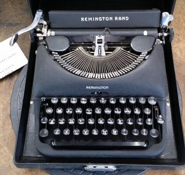 Remington 5 Portable