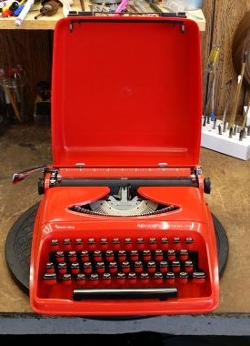 Remington Starfire – Bright RED!