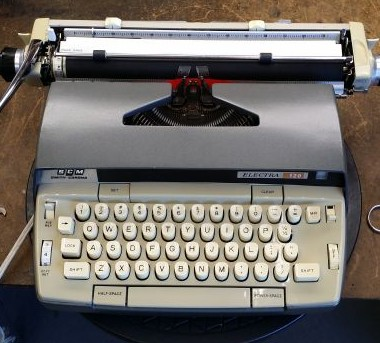 Smith-Corona Cursive Electra 120 – For Sale $255