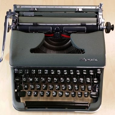 Olympia SM3 from 1958 – SOLD $425