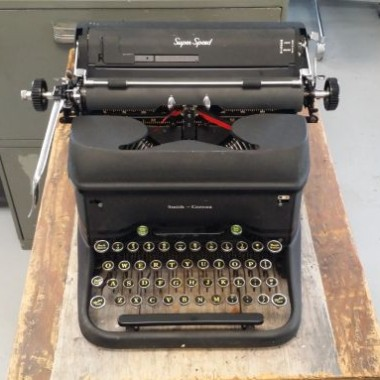 Smith-Corona Super-Speed from 1947 – For Sale $225