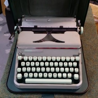 Hermes 2000 Typewriter from 1957 – For Sale $497