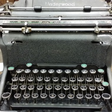 Underwood Champion from 1933