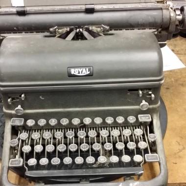 Royal KMM desktop from 1948
