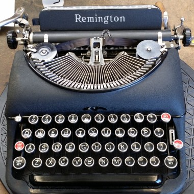Remington Portable Model 5