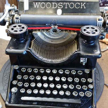 Woodstock Number 5 from 1928