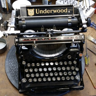 Underwood #5 from 1929