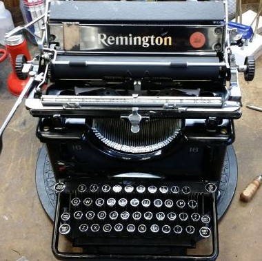 Remington Desktop Model 16