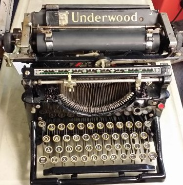 Underwood 5 from 1914