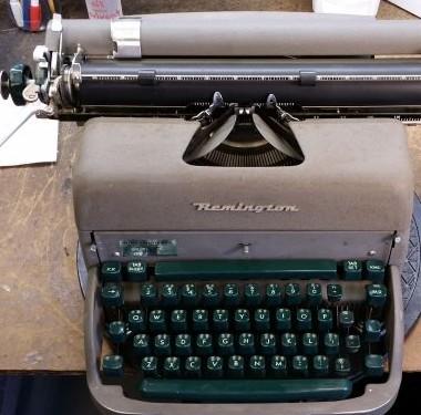 Remington 17 KMG from 1950