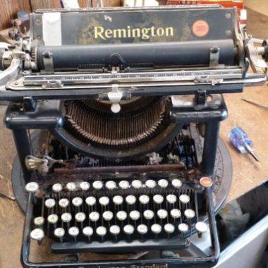 Remington Rust