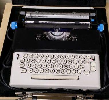 Olivetti Lettera 36 portable electric