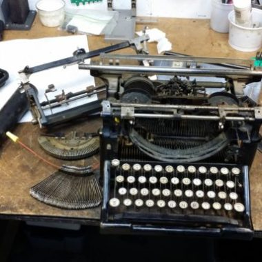 Underwood 5 from 1909
