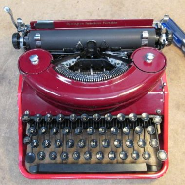 Red Remington Two Tone