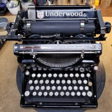 Classic Underwood 5 from 1927